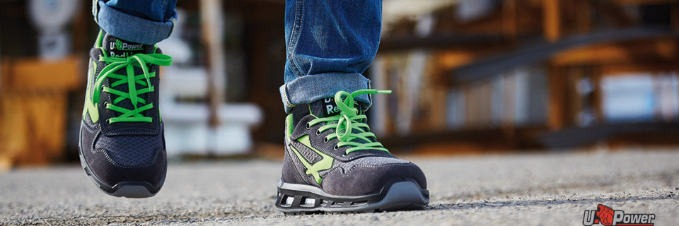 La prima scarpa da lavoro veramente defaticante