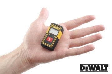 Misuratore laser tascabile
