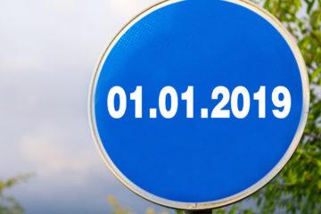 Fatturazione elettronica: al via dal 01 gennaio 2019