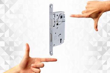 Come si misura una serratura per porta da interno?