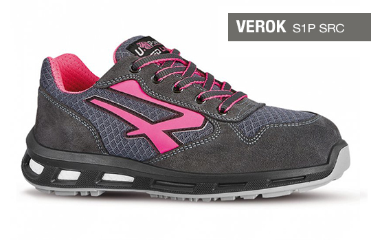 new york 9df86 5deda Scarpe antinfortunistiche U-Power RedLion